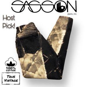 🎉HP🎉 VTG High Waist Mom Jeans Hand Bleached! 13